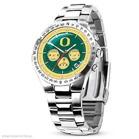Oregon Ducks Men's Collector's Watch