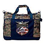 USMC Duffel Bag: Semper Fi Pride
