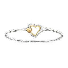Heart Of Teaching Bracelet