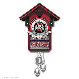 Ohio State University Cuckoo Clock