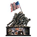 USMC Iwo Jima Memorial Tribute Sculpture