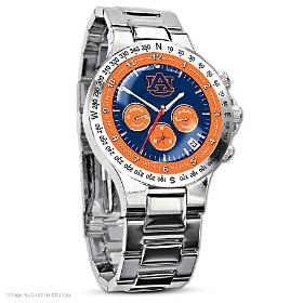 Auburn Tigers Men's Collector's Watch