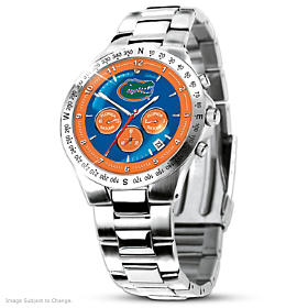 Florida Gators Men's Collector's Watch