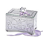 My Mother, I Love You Personalized Music Box