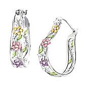 Garden Of Hope Earrings