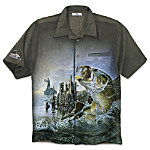 Mighty Bass Men's Shirt