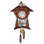 Lena Liu Timeless Elegance Cuckoo Clock