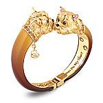 Bracelet: Sophistipups Yorkie Bangle-Style Dog Bracelet