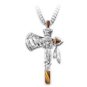 Warrior Spirits Pendant Necklace
