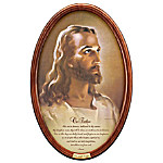 Collector Plate: The Lords Prayer Collector Plate