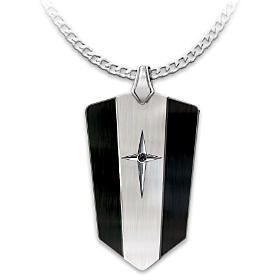 Protection And Strength For My Son Pendant Necklace