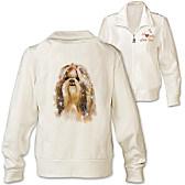 Doggone Cute Shih Tzu Women's Jacket