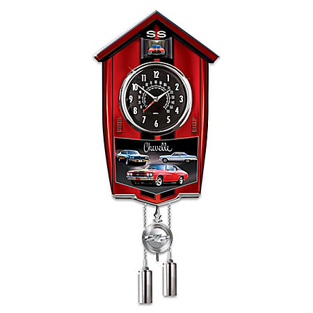 Cuckoo Clock: Chevelle Cuckoo Clock