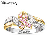 Hope's Embrace Ring