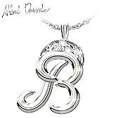 Alfred Durante Diamond Signature Pendant Necklace