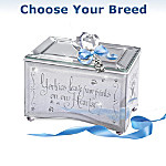 Loyal Companion, Faithful Friend Personalized Music Box