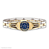 Dallas Cowboys Men's Bracelet