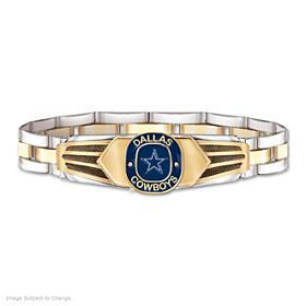 Dallas Cowboys Men's Bracelet