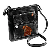 I Love My Dachshund Crossbody Bag