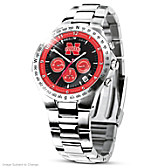Nebraska Cornhuskers Men's Collector's Watch