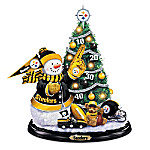 Steelers #1 Snow Fan Table Centerpiece