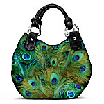 Pretty As A Peacock Handbag