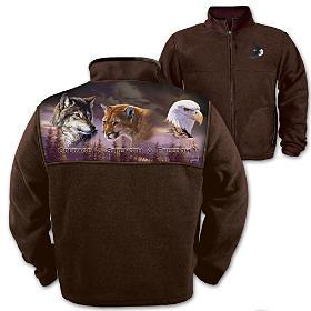 Wilderness Spirit Men's Jacket
