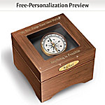 Keepsake Box: Son, Forge Your Path Personalized Keepsake Box