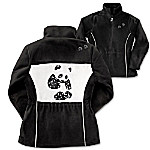 Women's Jacket: Panda Glamour Women's Jacket