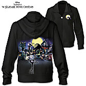 Tim Burton's The Nightmare Before Christmas Women's Hoodie