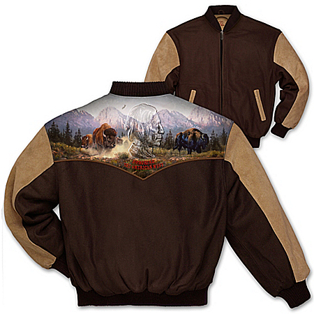 Men's Jacket: The American West Men's Jacket