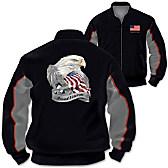 Veterans Salute Men's Jacket