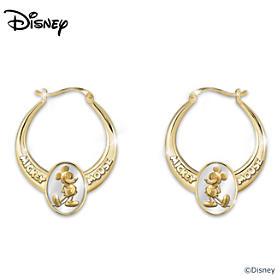 Celebrate Mickey! Earrings