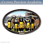 Going The Distance Steelers Personalized Wall Decor