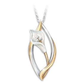 Heaven's Promise Pendant Necklace