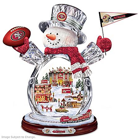 Figurine: San Francisco 49ers Figurine