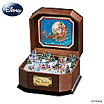 Disney Music Boxes Disney Winter Wonderland Music Box