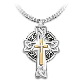 Celtic Inspiration Pendant Necklace