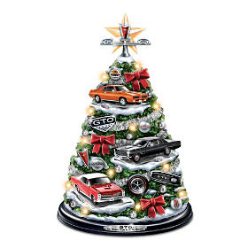 GTO: Oh What Fun It Is To Drive Tabletop Tree