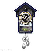 Baltimore Ravens Cuckoo Clock