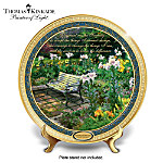 Thomas Kinkade Eternal Springtime Collector Plate