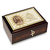 The Lord's Prayer Music Box