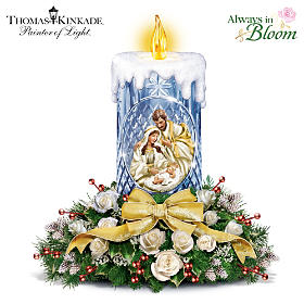 True Meaning Of Christmas Tabletop Centerpiece