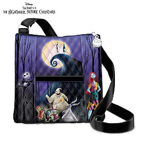 Tim Burton's The Nightmare Before Christmas Handbag