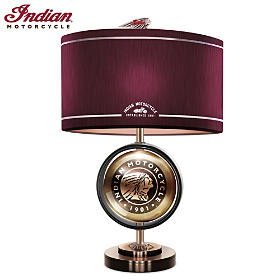 Indian Motorcycle Lamp