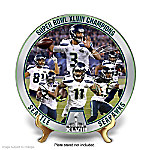 Super Bowl XLVIII Champions Seattle Seahawks Collector Plate