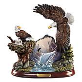 Guardians Falls Sculpture