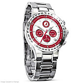 Alabama Crimson Tide Men's Collector's Watch