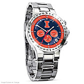 Fighting Illini Men's Collector's Watch
