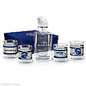 Seattle Seahawks Decanter Set